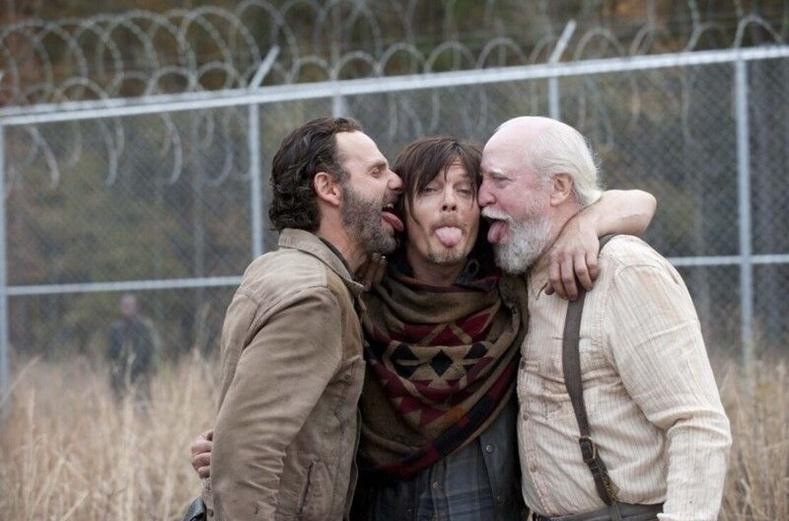 The Walking Dead агшин