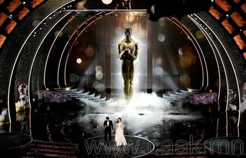 Оскарын шагнал гардуулах ёслол 2011