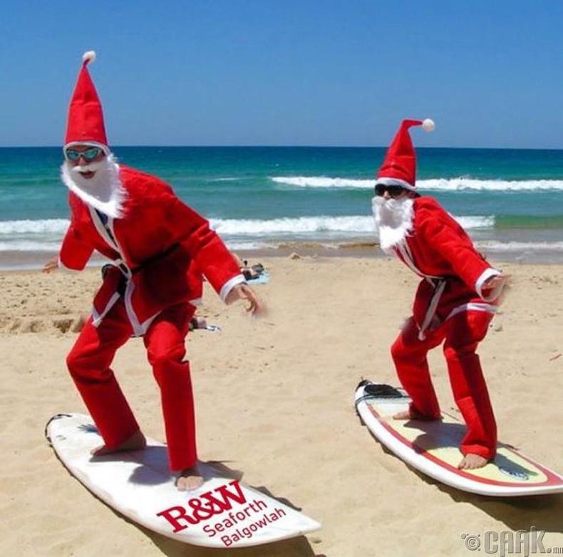 Австрали: Зуны улирал зул сарын баярыг тэмдэглэдэг