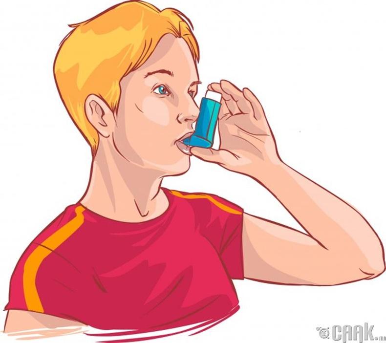 Харшил (астма)