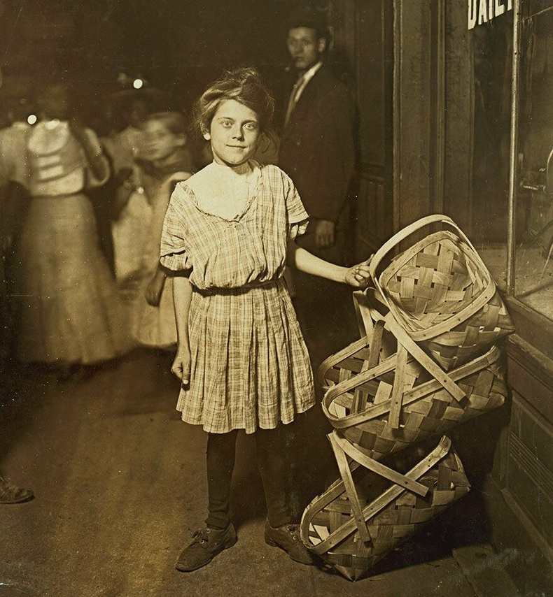 12 настай Антуанетт Сайминжер, Охайо муж - Сагс худалдагч