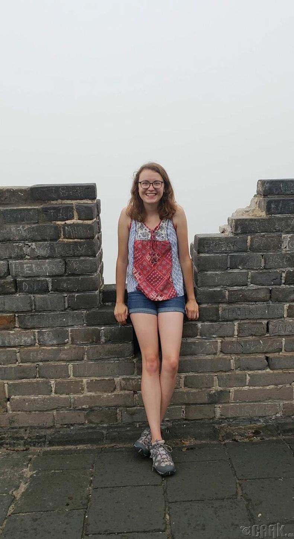 """""""Би Хятад улсаар аялж Цагаан хэрмээс байгалийн сайхныг харах гэтэл"""""""