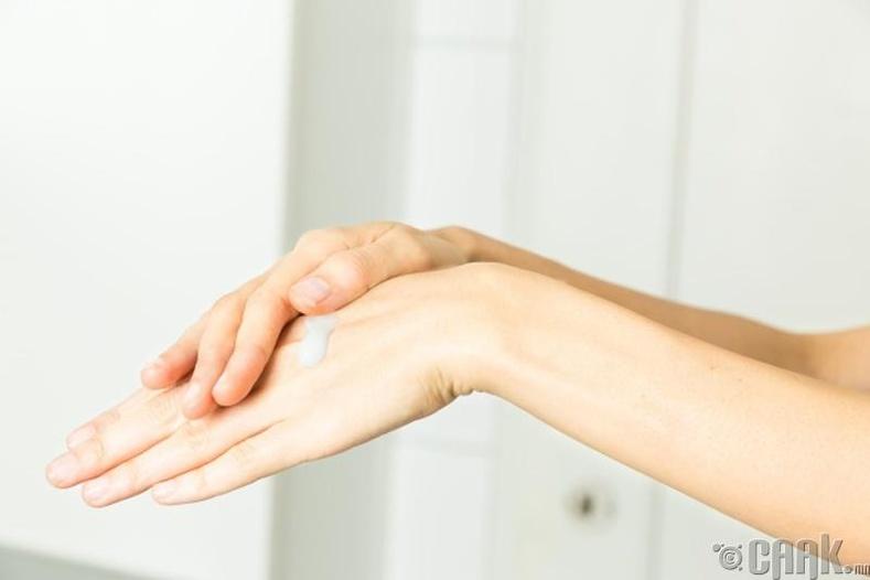 Гараа зөөлрүүлэх