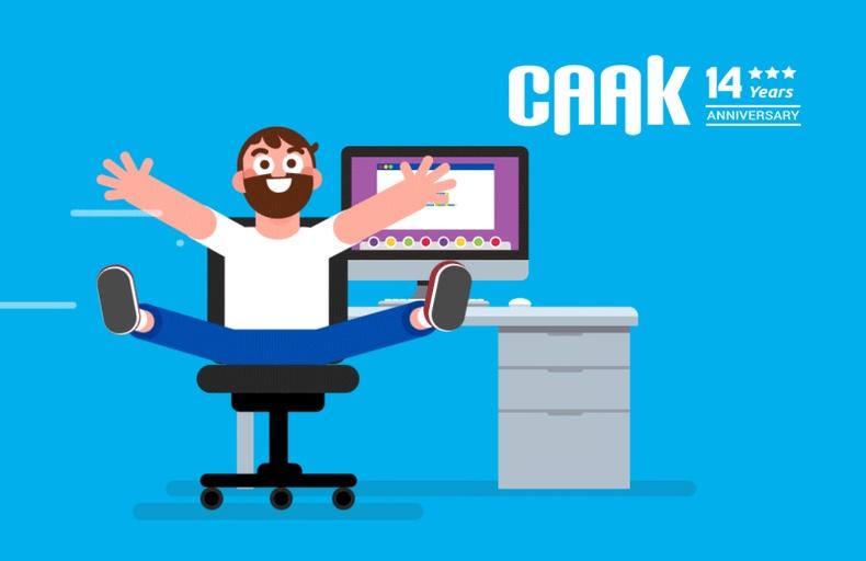 CAAK.MN сайтын загварын судалгаа
