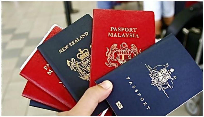 Хамгийн олон орноор визгүй зорчдог гадаад паспортууд