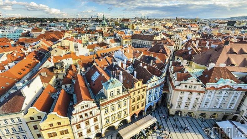 Чех – Прага
