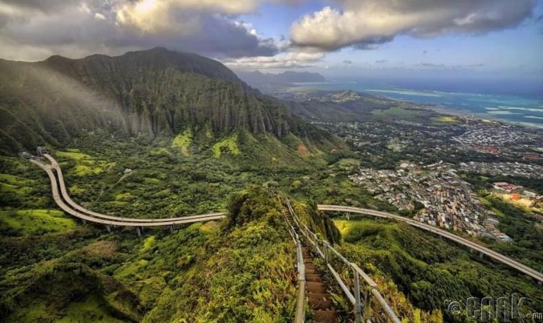 Хайку шат, Хавай