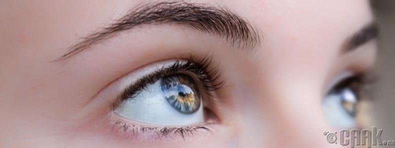 Нүдийг эмчлэх