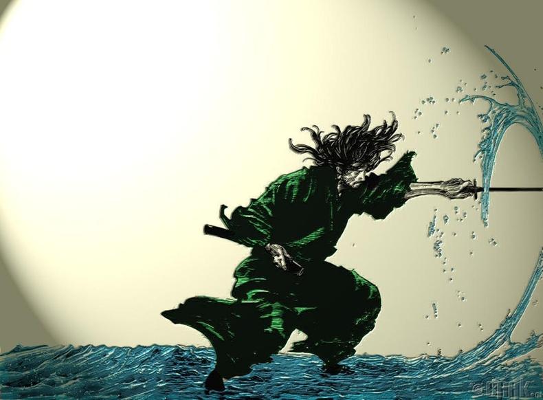 Мияамото Мусаши (Miyamoto Musashi) - Сэлмэн тулааны мастер