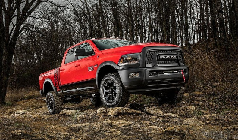 """Ram Power Wagon"""