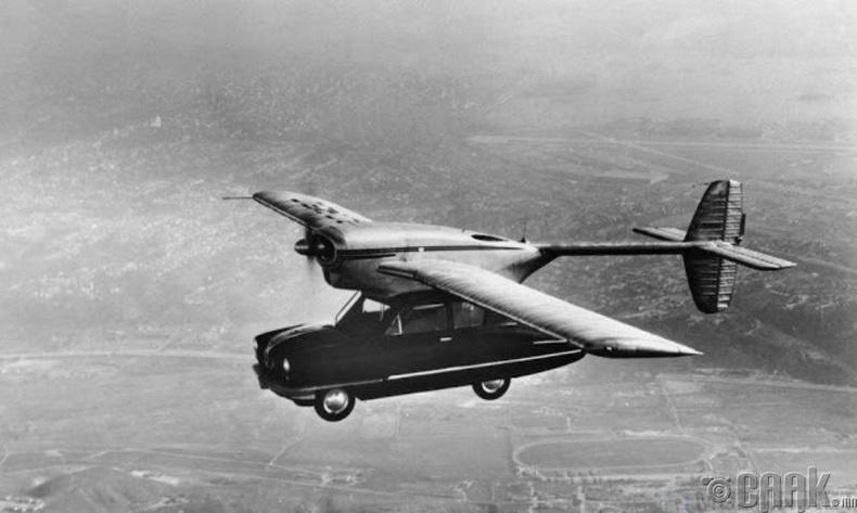 """ConvAirCar Model 118"" (1947)"