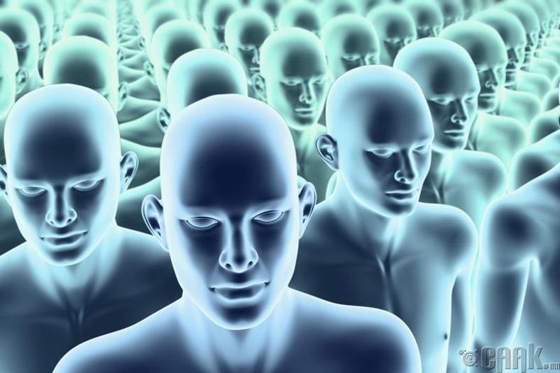 Хүний эрхтнийг клоны аргаар хувилж, шилжүүлэн суулгана