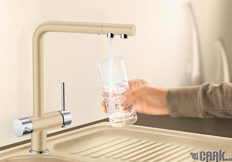 Крантны ус ууж болох уу?