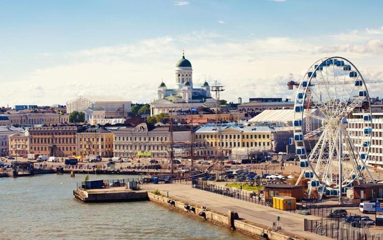 Хельсинки хот, Финланд