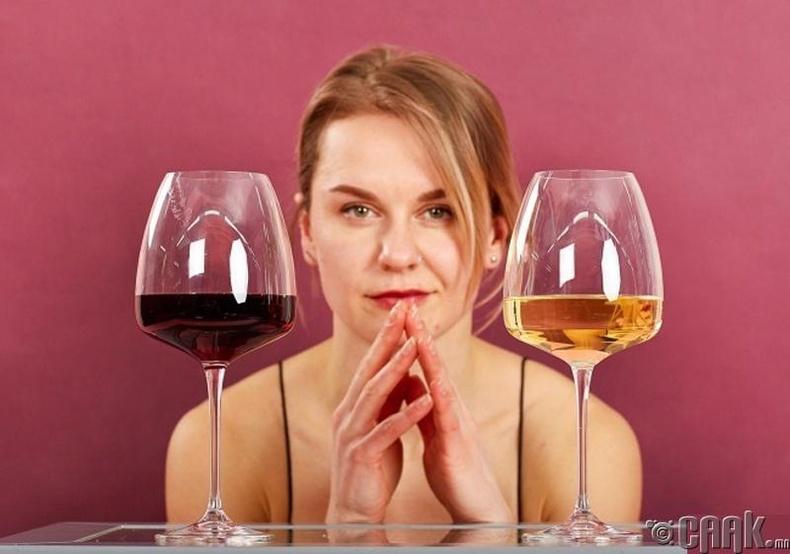 Өдөр бүр нэг стакан дарс уух