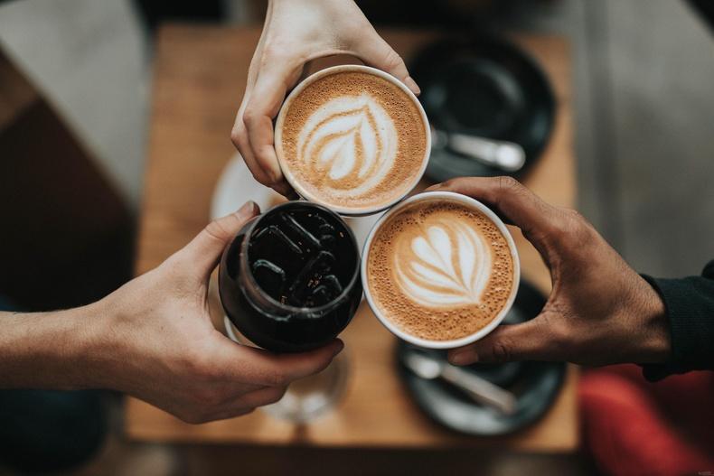 Кофе, цай уух