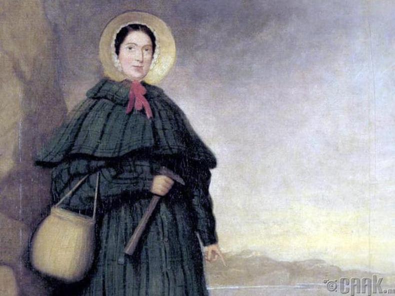 Мэри Аннинг (Mary Anning)