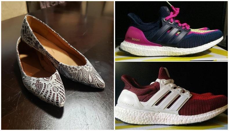 Хуучин гутлаа хэрхэн гоёмсог болгож өмсөх вэ?