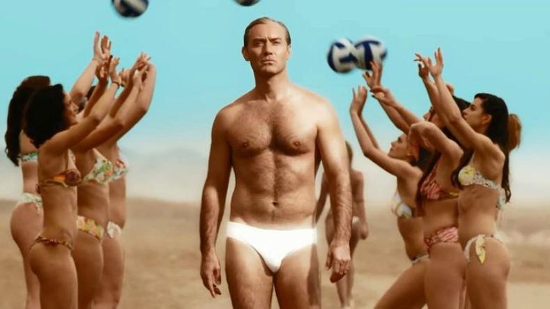 """Жуд Лоу (Jude Law) — """"The Young Pope"""""""