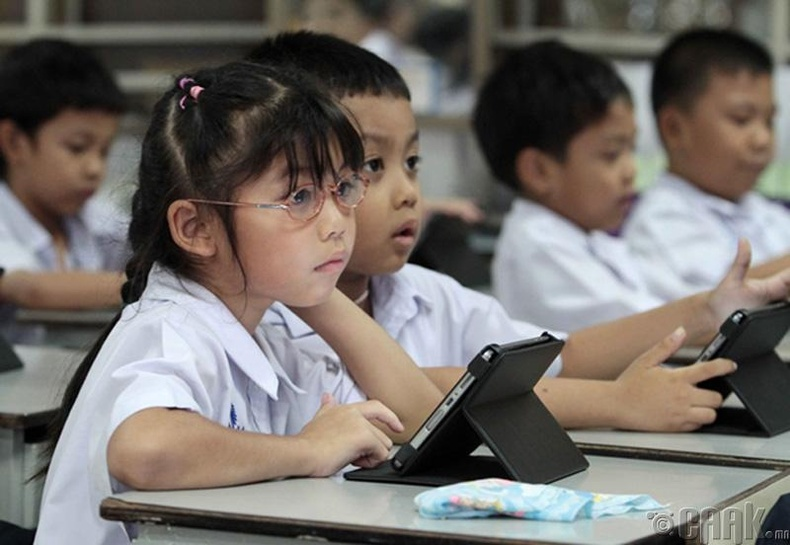 Сургууль дээрх компьютер хэрэгслүүд хүүхдэд хортой