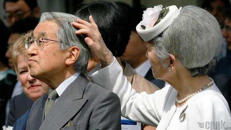 Японы эзэн хааны гэр бүл мянган жилийн түүхтэй