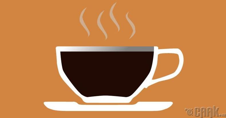 """""""Энгийн хар кофе"""""""
