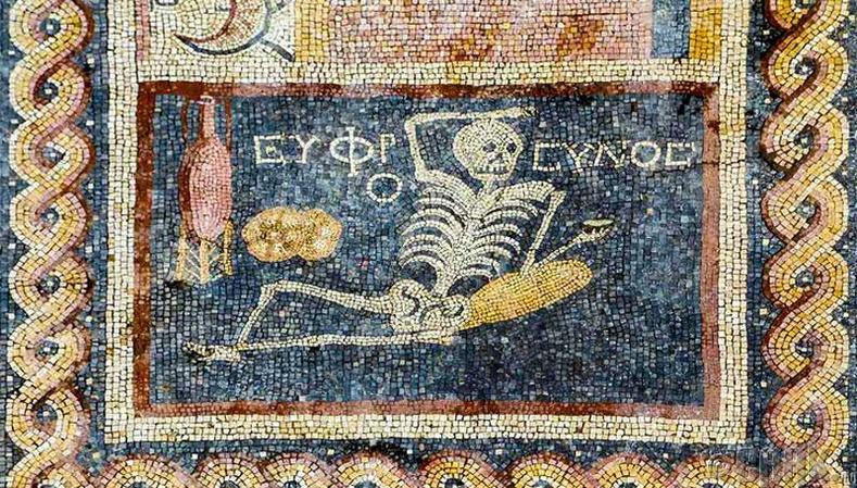 Археологичид хамгийн эртний мэмэ буюу шог зургийг олжээ