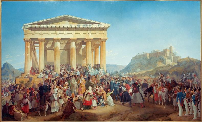 """Хүн төрөлхтний соён гэгээрлийн анхдагч Грекчүүд өдгөө яагаад """"сураггүй"""" болсон бэ?"""