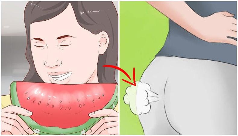 Гэдэс дүүргэдэг жимс, хүнсний ногоонууд