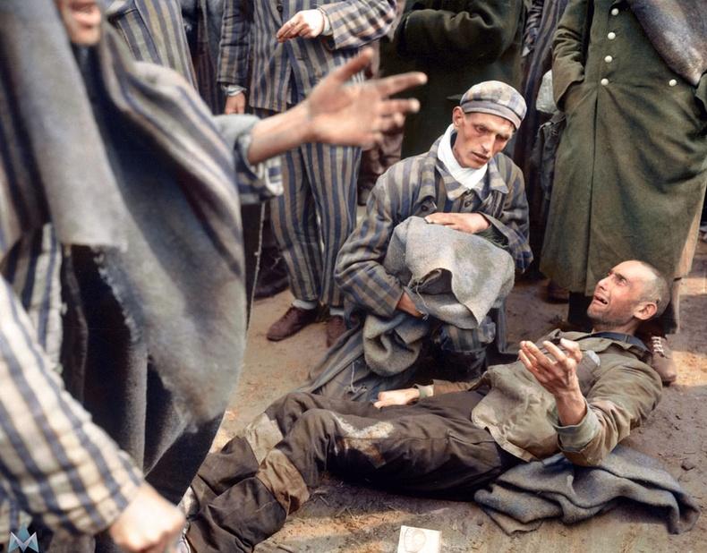 Вёбеллиний хорих лагерийн хоригдлууд