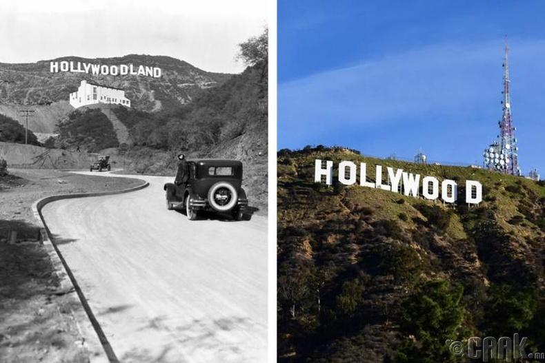 Холливудын бичиг
