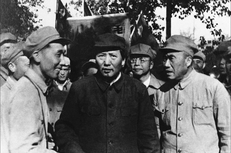 70 жилийн өмнөх Хятад улс