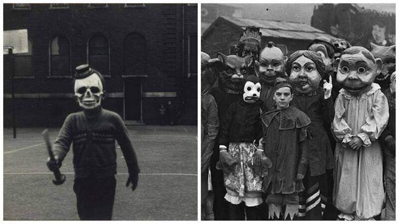 """Эрт үед хүмүүс """"Halloween""""-ы баярыг хэрхэн тэмдэглэдэг байсан бэ?"""