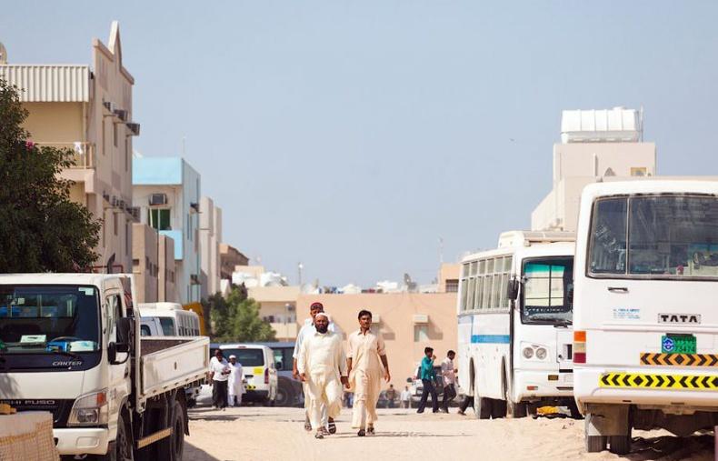 Арабын цагаачдын амьдрал