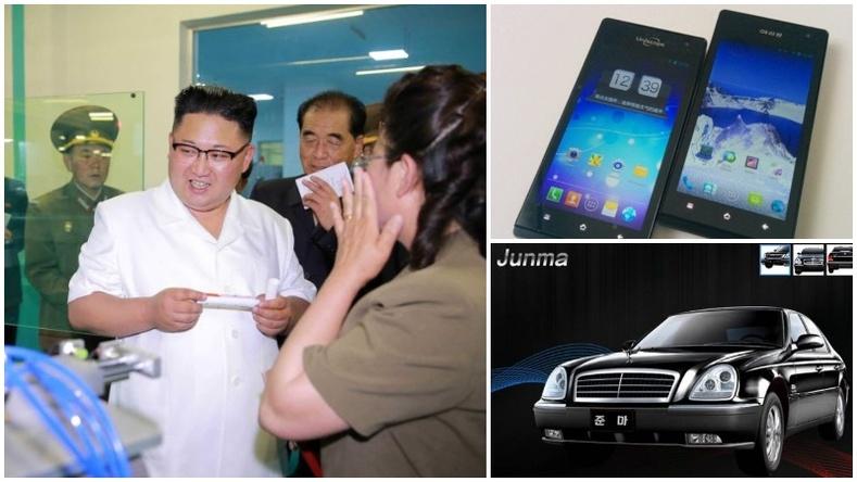 Хойд Солонгосын үйлдвэрлэдэг таны санаанд оромгүй зүйлс