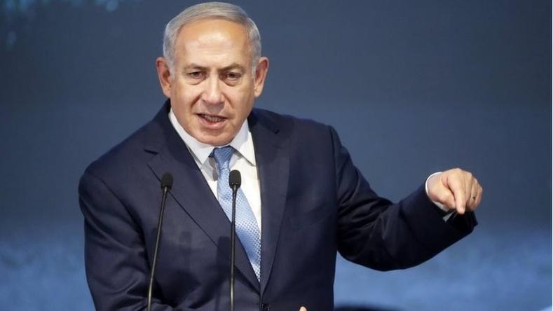 Биньямин Нетаньяху (Израиль)