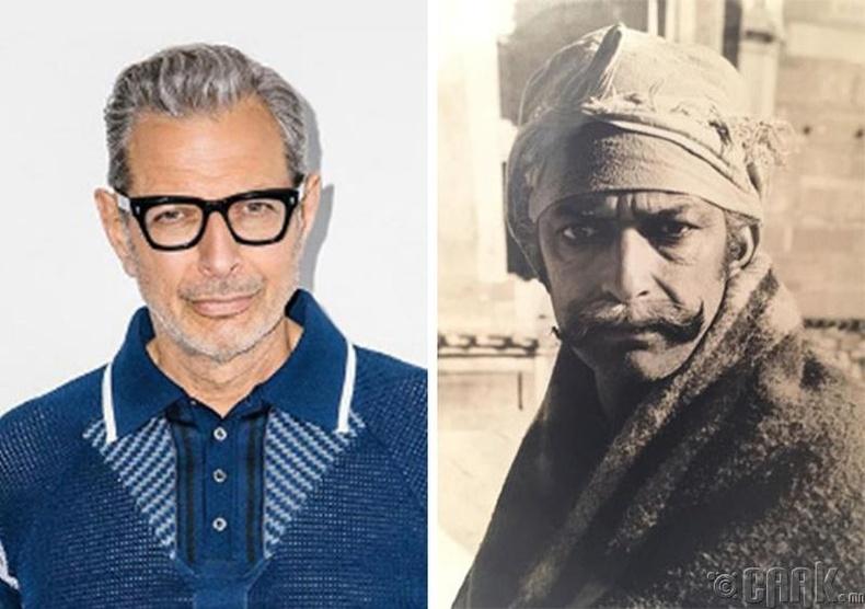 Жүжигчин Жефф Голдблум (Jeff Goldblum)