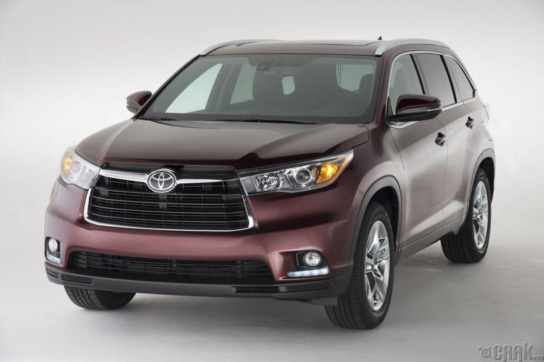 """Toyota Highlander"""