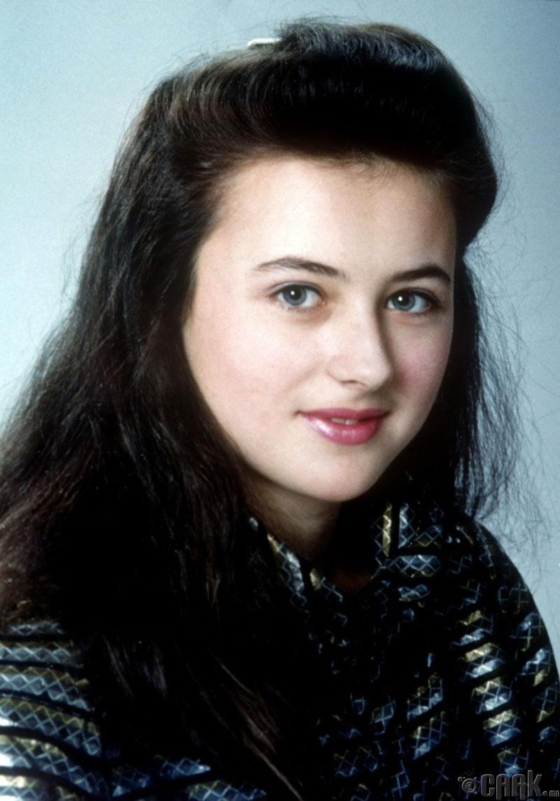Юлия Курочкина, ОХУ - 1992
