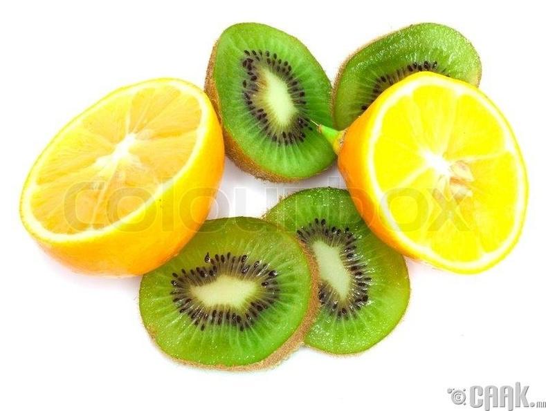 Исгэлэн жимс их идэх