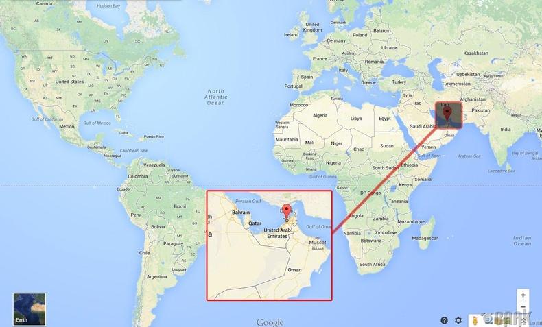 Дубай гэдэг улс бий