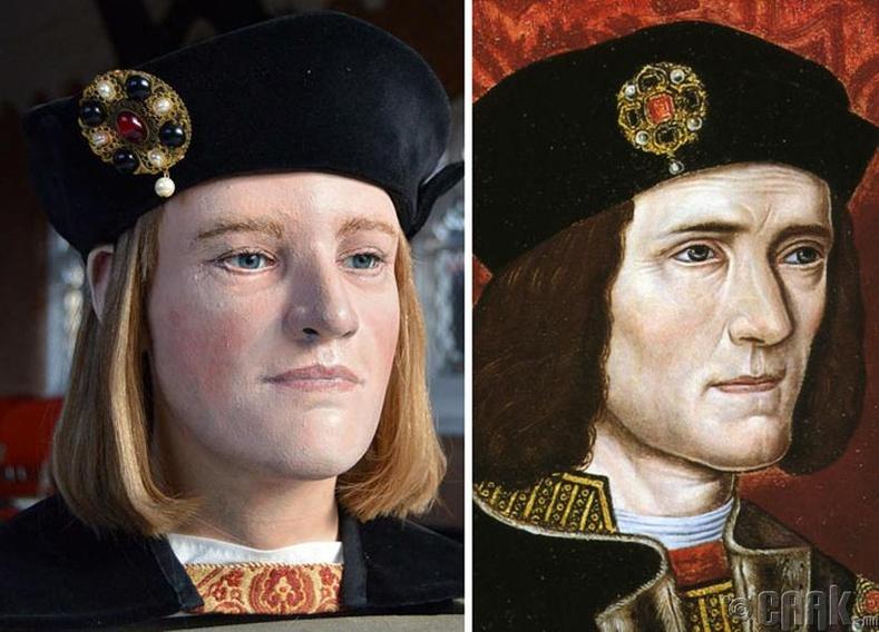 Английн III Ричард хаан