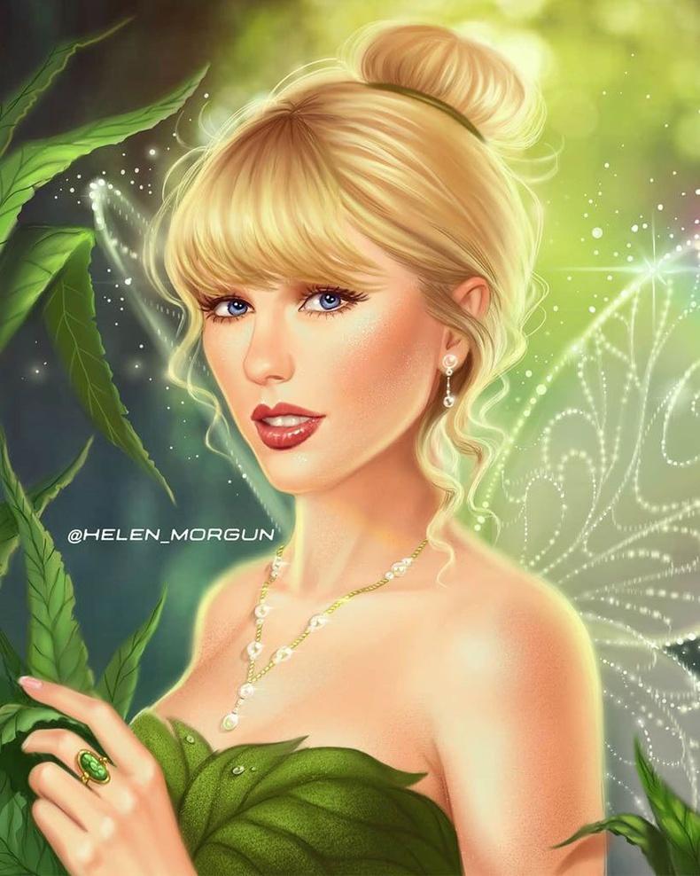 Тэйлор Свифт ямх охины дүрд (Peter Pan)