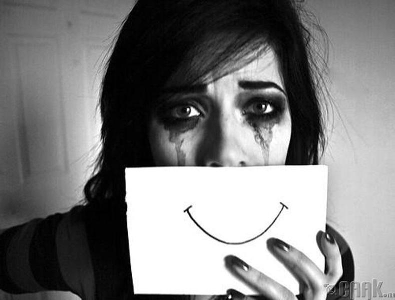 Сэтгэл гутрал, зовнил, үзэл бодол өөрчлөгдөх