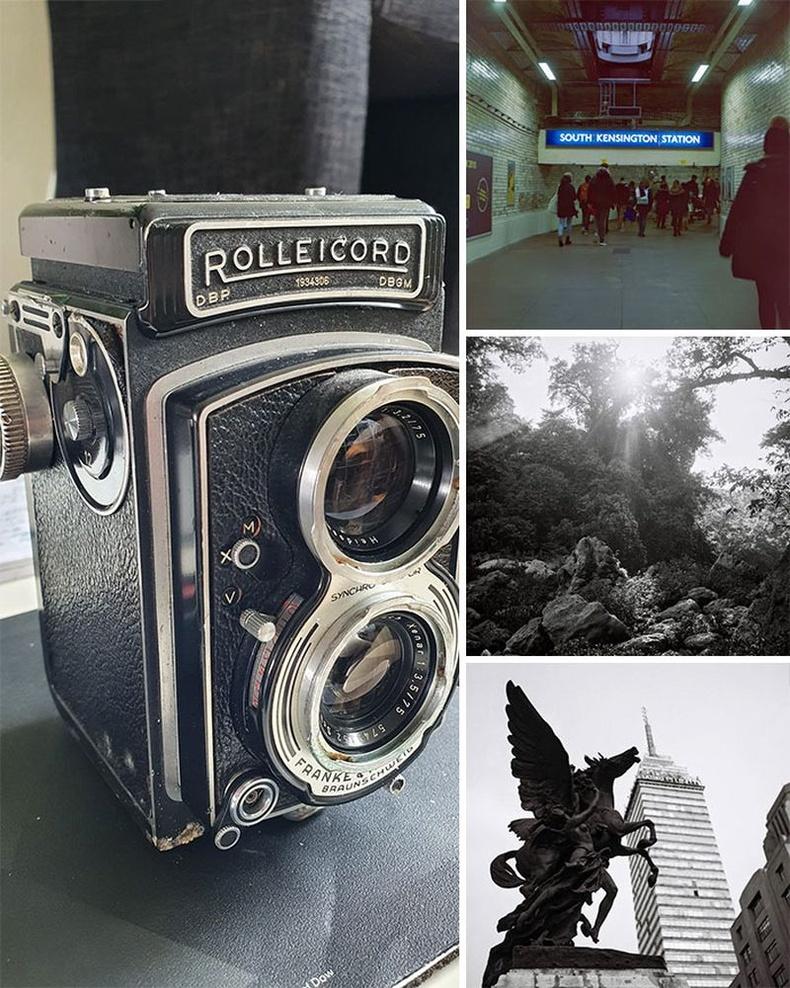 """""""60-аад оны Rolleicord 6x6 камераар өнөөдөр авсан зургууд"""""""
