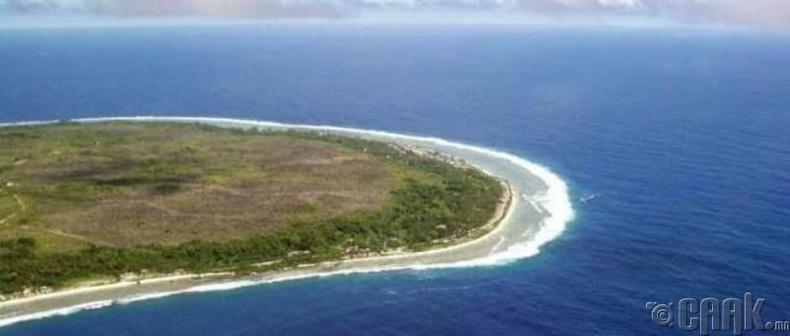 Науруд нийслэл хот гэж байхгүй.