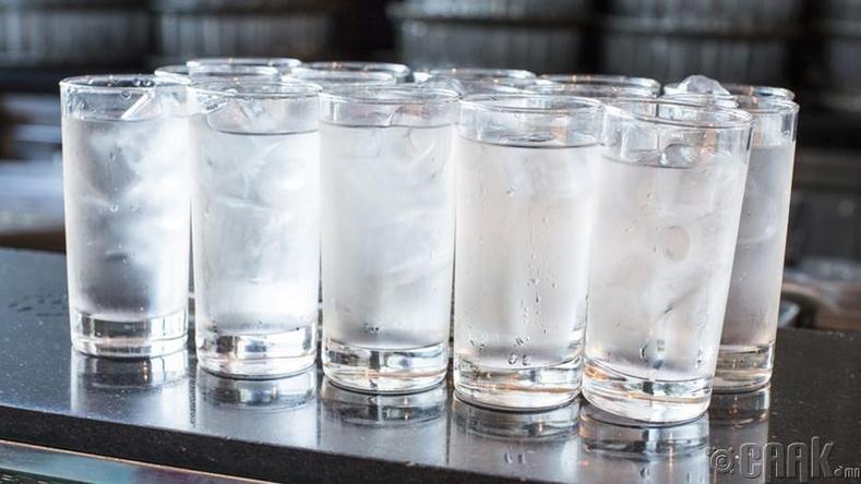 Хүйтэн ус ямар сөрөг нөлөөтэй вэ?