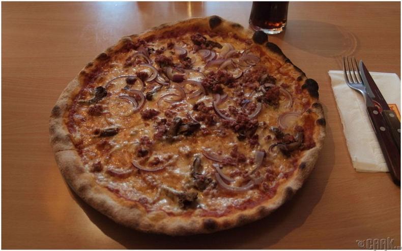 Дэлхийн хамгийн амттай пицца