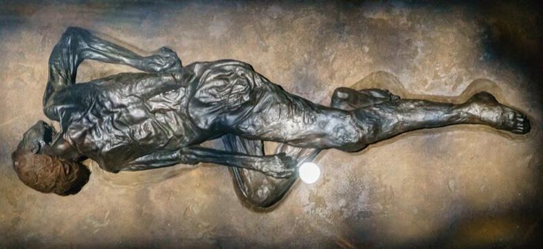 Дани улсын Орхус музей дэх Гроболл эр