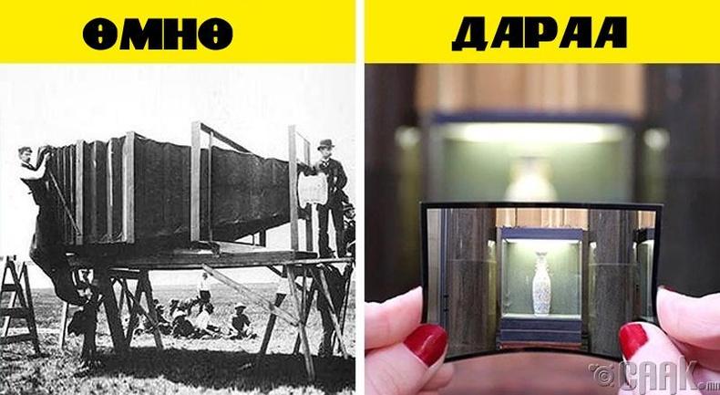 Зургийн аппарат